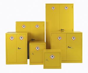 Safestore Haz Cabinets